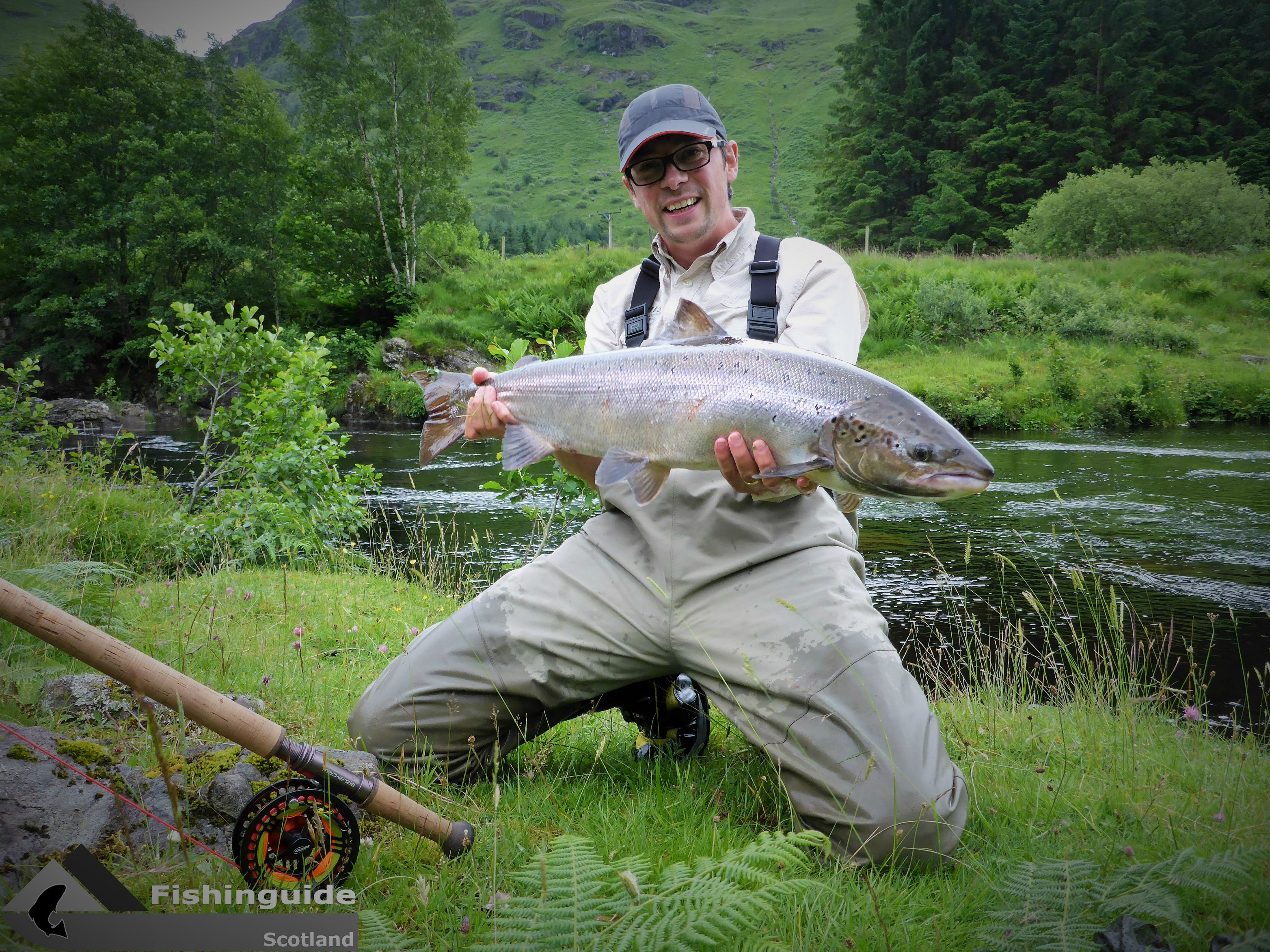 Agryll Fishing Trips | Scotland | Catch salmon on exclusive
